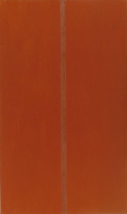 Barnett Newman, 'Onement II', 1948