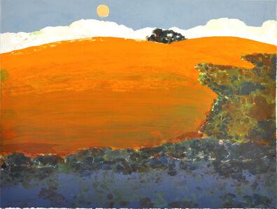 Susan Hall, 'As the Moon Rises', 2012