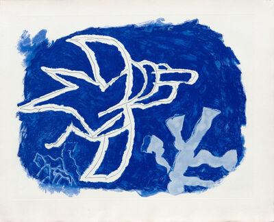 Georges Braque, 'Oiseaux VIII', 1962