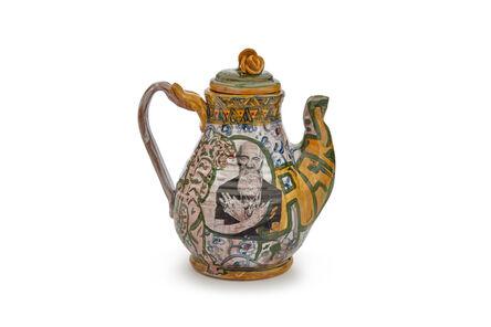 Roberto Lugo, 'Richie Havens Teapot', 2021