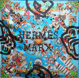 Rainer Ganahl, 'Hermes Marx', 2013