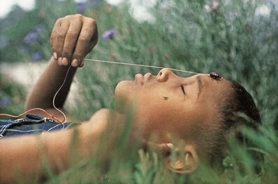 Gordon Parks, 'Boy with June Bug, Fort Scott, Kansas (44.001)', 1963