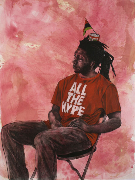 Robert Pruitt, 'All the Hype', 2016