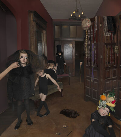 Julie Blackmon, 'Dress Rehearsal ', 2014