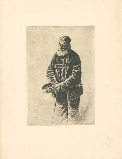 Thomas Waterman Wood, 'A Stolen Glance', 1884