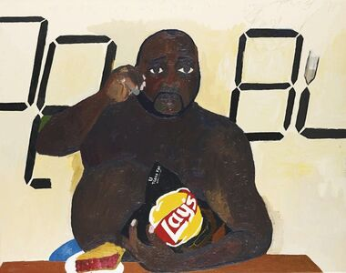 Henry Taylor, 'Chocolate Lover', 2006