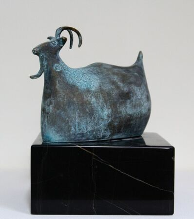 Zeynep Torun, 'Chubby goat', 2016