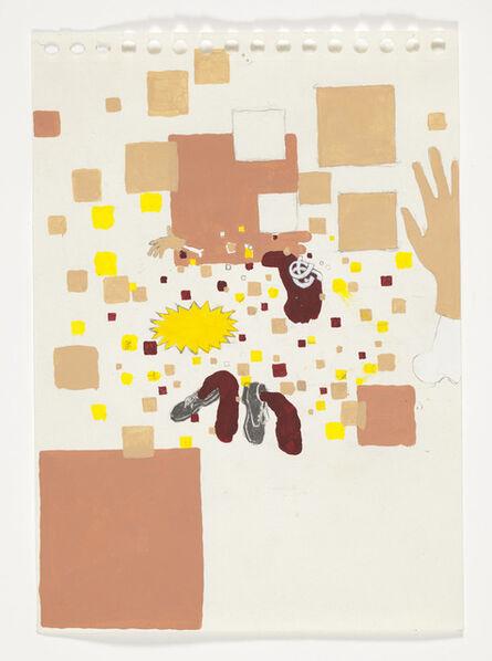 Scoli Acosta, 'Pixelating', 2012