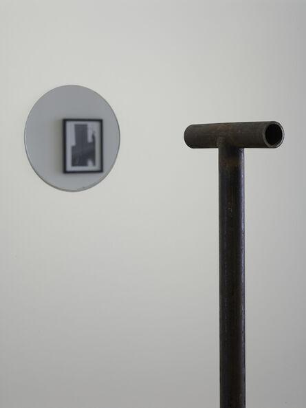 Nancy Holt, 'Locator with Mirror', 1972
