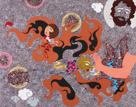 Chien-Chiang Hua, 'Firecracker Life', 2011