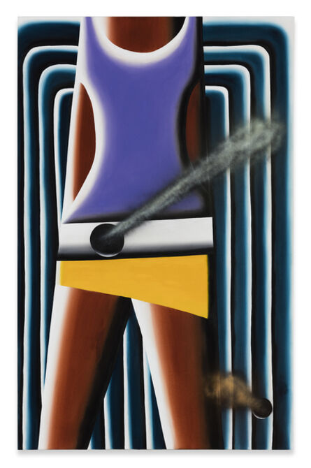 Andreas Schulze (b. 1955), 'Untitled (Vacanze 15)', 2016