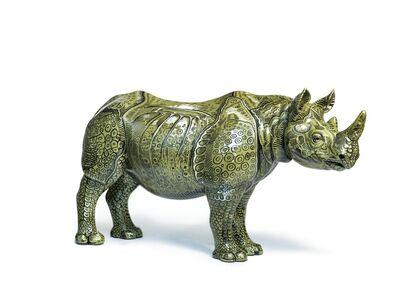 Adam Dant, 'A.D.'S Rhino', 2018