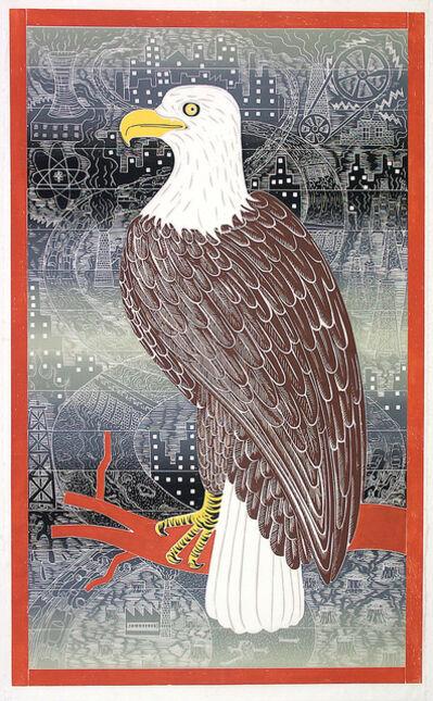 John Buck, 'American Eagle/The Great Divide', 1993