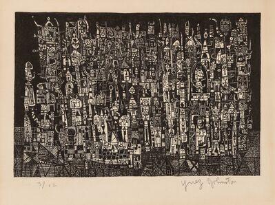 Ynez Johnston, 'Untitled', c. 1949