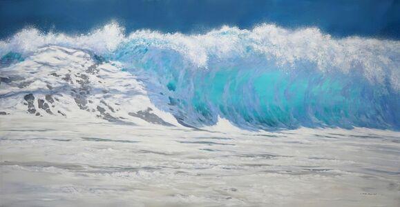 Leigh Hewson-Bower, 'The Wave II', 2018