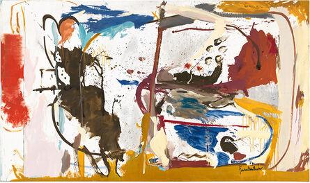 Helen Frankenthaler, 'First Creatures', 1959