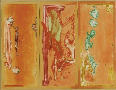 Helen Frankenthaler, 'Gateway', 1988