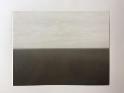 Hiroshi Sugimoto, 'Time Exposed #337 Irish Sea - Isle of Man', 1991