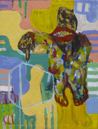 Gresham Tapiwa Nyaude, 'Mixed medias, Part 1', 2015