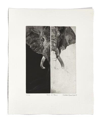 Frédéric Desaulniers, 'Noir et blanc', 2007