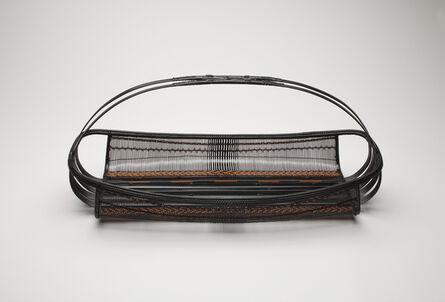 Tanaka Kyokusho, 'Bamboo Leaf Boat II', 2015
