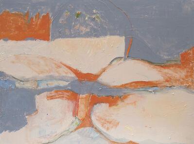 Beth Barry, 'Orange and Gray', 2015