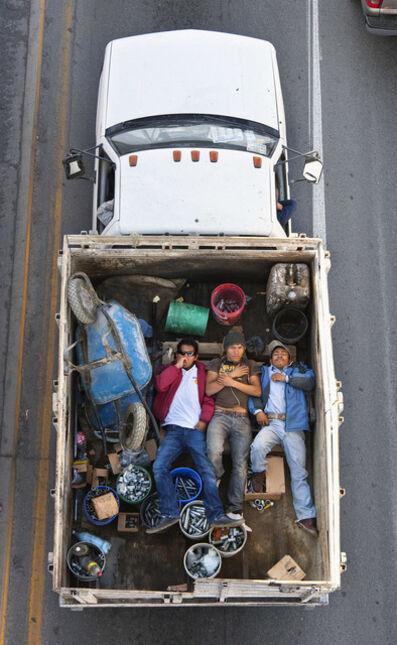 Alejandro Cartagena, 'Carpoolers #3', 2011