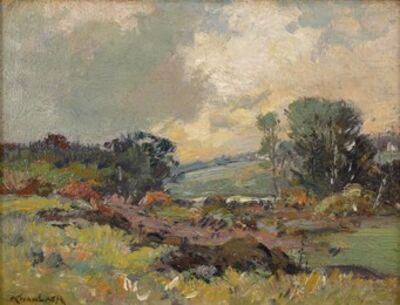 Alexander Van Laer, 'The Meadow', 1910
