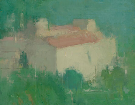 Stuart Shils, 'Villa in the Distance', 2008