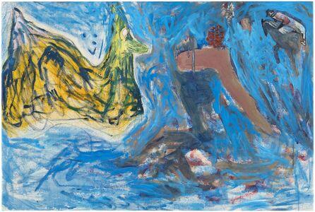 Janne Räisänen, 'Der Blauer Reiter', 2015