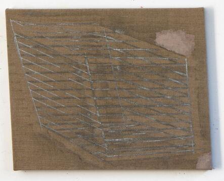 Sharon Butler, 'Tilted Cage', 2012