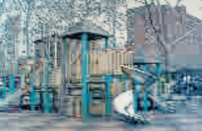 Olaf Rauh, 'Playground #5', 2002