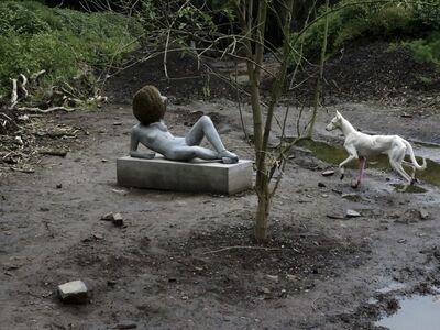 Pierre Huyghe, 'Untilled (Exhibition view, Kassel, 2012)', 2011-2012