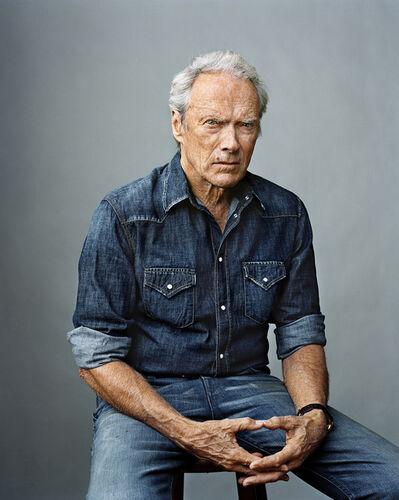 Martin Schoeller, 'Clint Eastwood', 2009