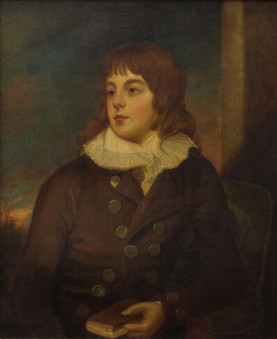 George Romney, 'Portrait of Prince William Frederick (1776–1834), 2nd Duke of Gloucester', ca. 1790