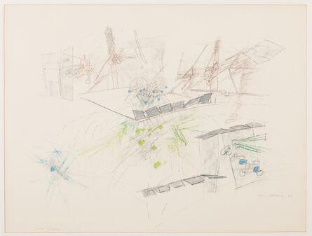 Roberto Matta, 'Inner Propeller', 1956