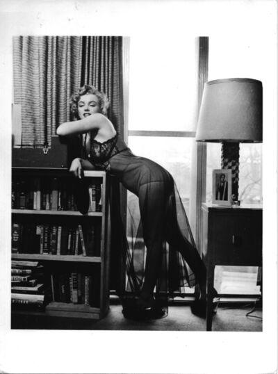 Philippe Halsman, 'Marylin Monroe , Los Angeles', 1952