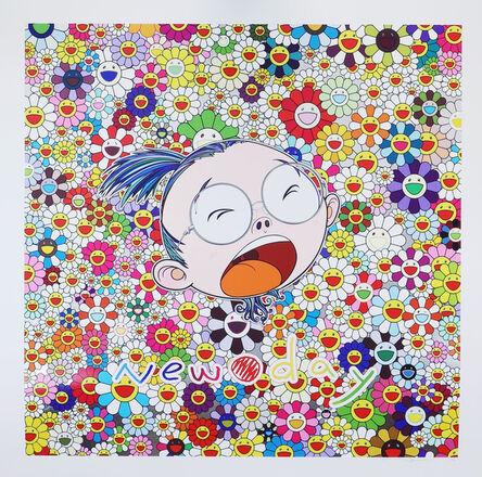 Takashi Murakami, 'New Day', 2011
