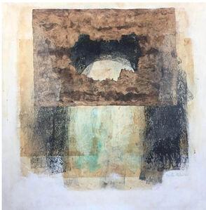 Marta Palau, 'Transgresión del espacio', 1984