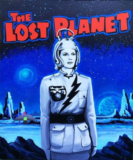 Cathey Miller, 'The Lost Planet', 2018