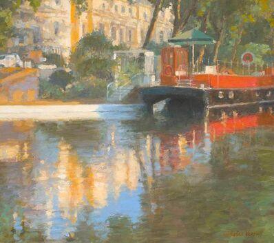 Nicholas Verrall, 'Little Venice, London', 2020