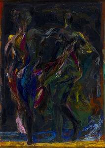 Ennio Calabria, 'Party in a moonlight'