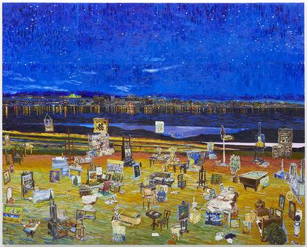 Toru Kuwakubo, 'Vincent Willem van Gogh's Studio', 2015