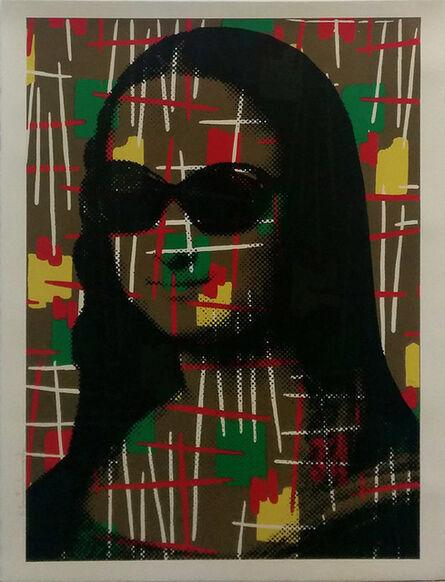 Mr. Brainwash, 'VINTAGE MONA LISA ', 2009