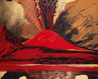 Andy Warhol, 'Vesuvius', 1985