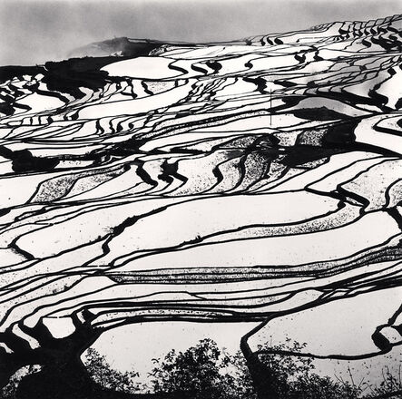 Michael Kenna, 'Yuanyang, Study 2, Yunnan, China', 2013