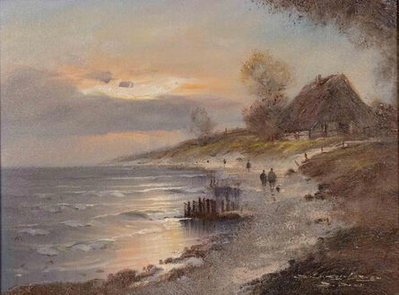 Dieter Lukas-Larsen, 'Evening Atmosphere', Late 20th Century