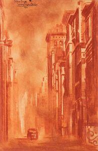 Luca Pignatelli, 'New York', 1988