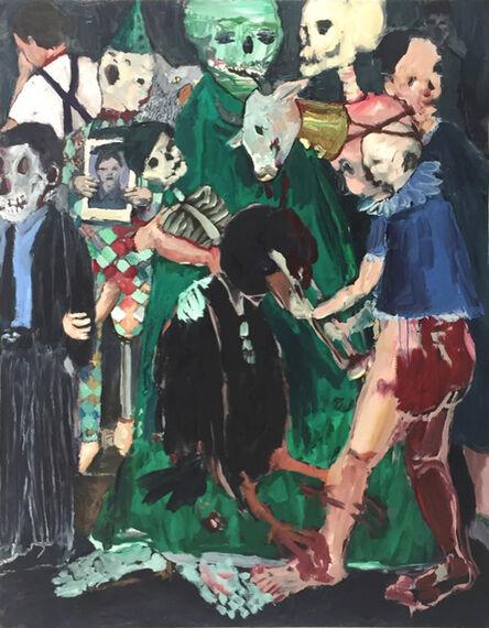 Eduardo Berliner, 'Arlequim [Harlequin]', 2017