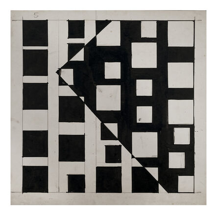 Norberto Puzzolo, 'Dibujo Nº5', 1967